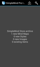 SimpleMind Free export thumbnail